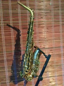 Selmer Sax Alto Super Action II 1987