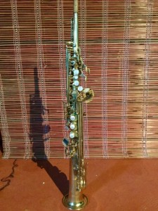 Soprano Selmer Super Action II 1985