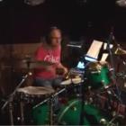 "Matt Laug Play "" Drive My Car "" Session Studio Recording on line"